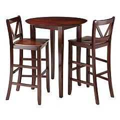Winsome 3-piece Fiona Dining Set