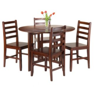 Winsome 5-piece Alamo Dining Set