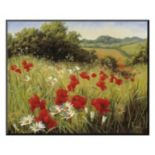 "Art.com ""Sunlit Meadow"" Wall Art"