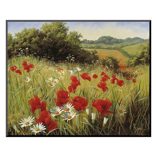 "Art.com ""Sunlit Meadow"" Wall Art"