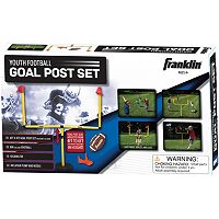 Franklin Football Goal Post Set - Youth