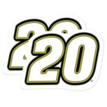 Matt Kenseth Jumbo Magnet Set