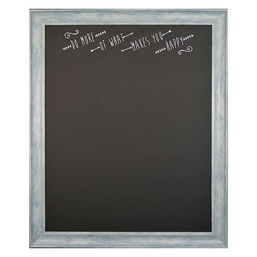 Belle Maison ''Do More'' Chalkboard Wall Decor