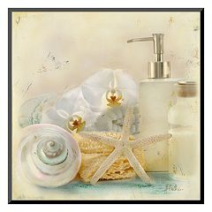 Art.com 'Silver Bath II' Wall Art
