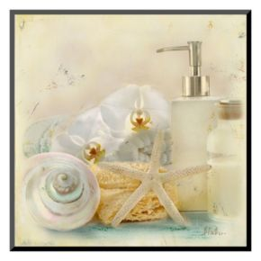 "Art.com ""Silver Bath II"" Wall Art"