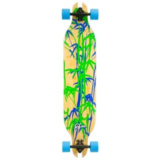 Quest 41-in. Hill Bomber Longboard Skateboard