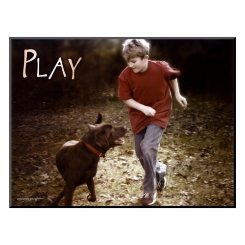 "Art.com ""Play"" Wall Art"