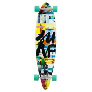 Quest 42-in. Surf Mosaic Longboard Skateboard