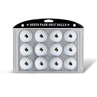 Team Golf Purdue Boilermakers 12-Pack Golf Balls