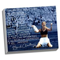 Steiner Sports Brandi Chastain World Cup Game Winning Penalty Kick Facsimile 22