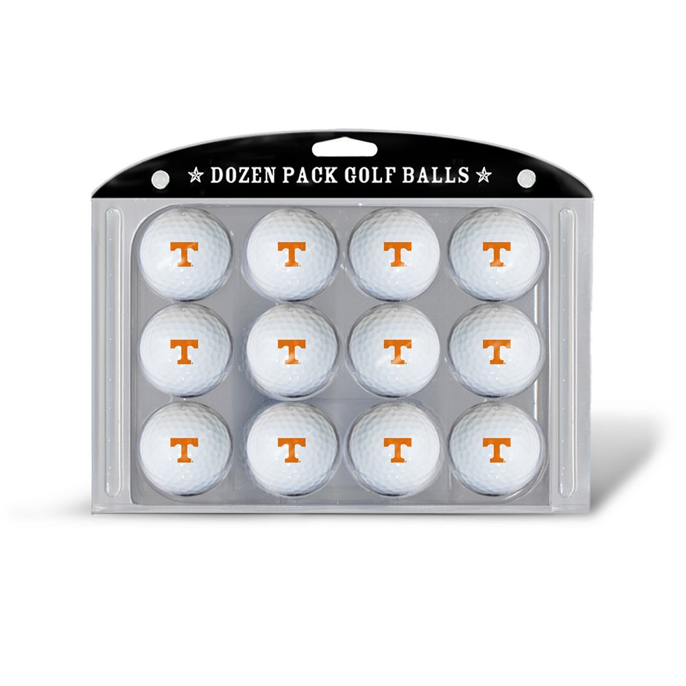 Team Golf Tennessee Volunteers 12-Pack Golf Balls