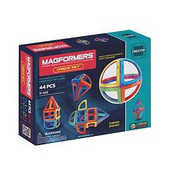 Magformers 44-pc. Unique Set