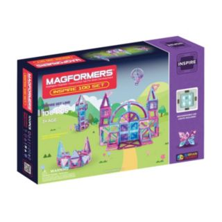 Magformers 100-pc. Inspire Set