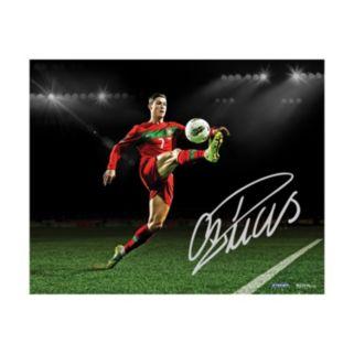 Steiner Sports Cristiano Ronaldo Portugal Ball Control 16'' x 20'' Signed Photo