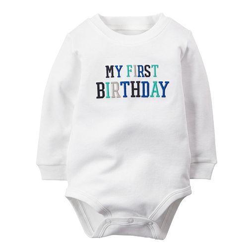 6e98947ee747 Baby Boy Carter's