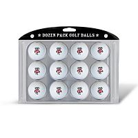 Team Golf Wisconsin Badgers 12-Pack Golf Balls