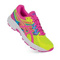 ASICS GEL-Contend 3 Grade School Girls' Running Shoes