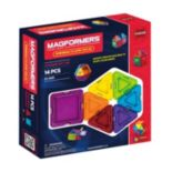 Magformers 14 pc Clear Solid Rainbow Set