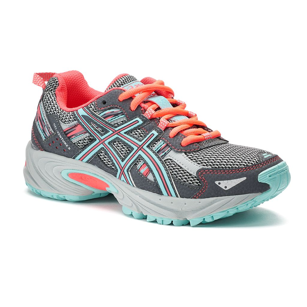ASICS GEL-Venture 5 Grade School Girls' Trail Running Shoes