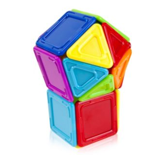 Magformers 30-pc. Rainbow Set