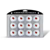 Team Golf Louisville Cardinals 12-Pack Golf Balls