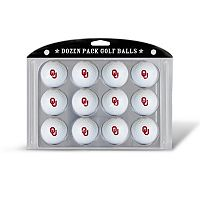 Team Golf Oklahoma Sooners 12-Pack Golf Balls
