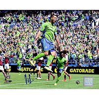 Steiner Sports Seattle Sounders Clint Dempsey Signed 8