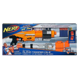 Nerf N-Strike Alpha Trooper Mission Kit