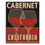 "Art.com ""Cabernet"" Wall Art"