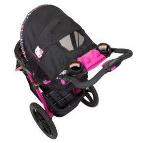 Hello Kitty® Pin Wheel Calypso Jogger Stroller by Baby Trend