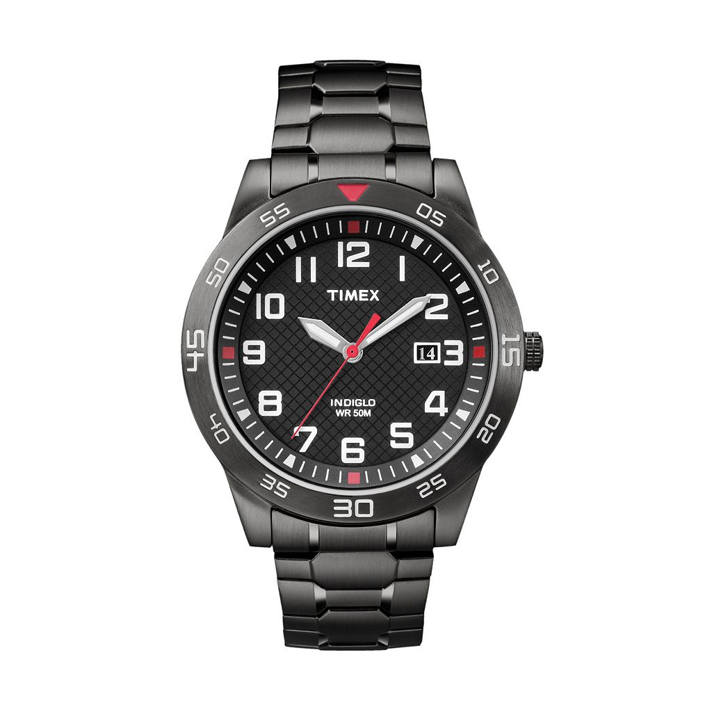 Timex Men's Classic Stainless Steel Watch