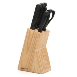 BergHOFF 7-pc. Knife Block Set
