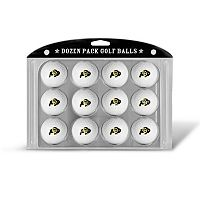 Team Golf Colorado Buffaloes 12-Pack Golf Balls