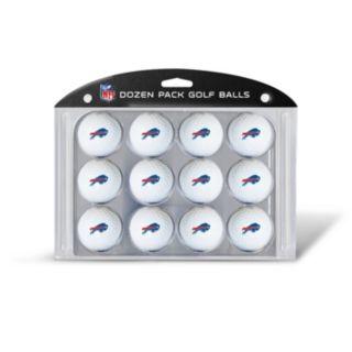Team Golf Buffalo Bills 12-Pack Golf Balls