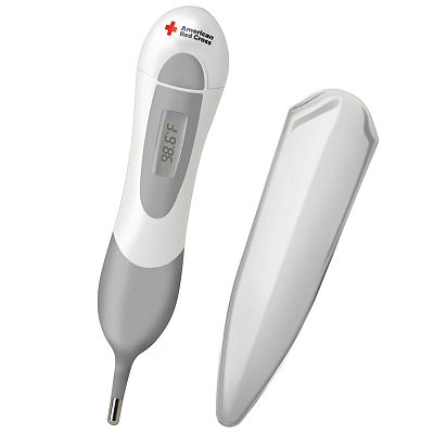 American Red Cross Baby Digital Thermometer by The First Y