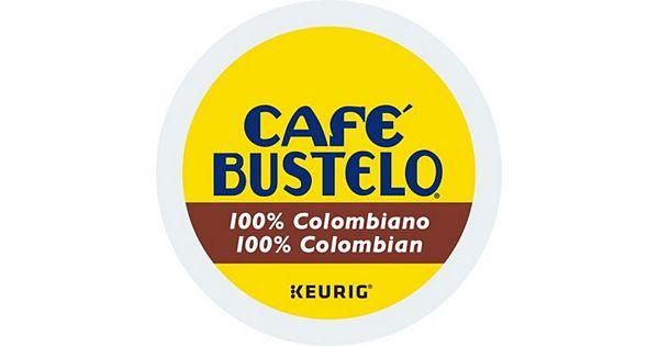 Cafe Bustelo Espresso Bar