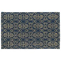 Kaleen Evolution Tulips Wool Rug