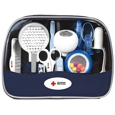 American Red Cross Deluxe Healthcare and Grooming Kit by The First Years