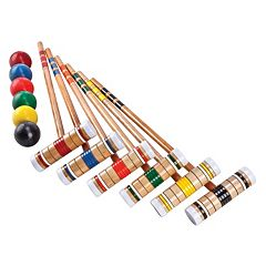 Halex Select 6-Player Croquet Set