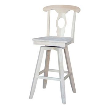 Empire Swivel Bar Stool