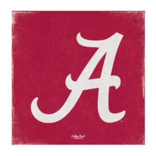 Legacy Athletic Alabama Crimson Tide Square Canvas Wall Art