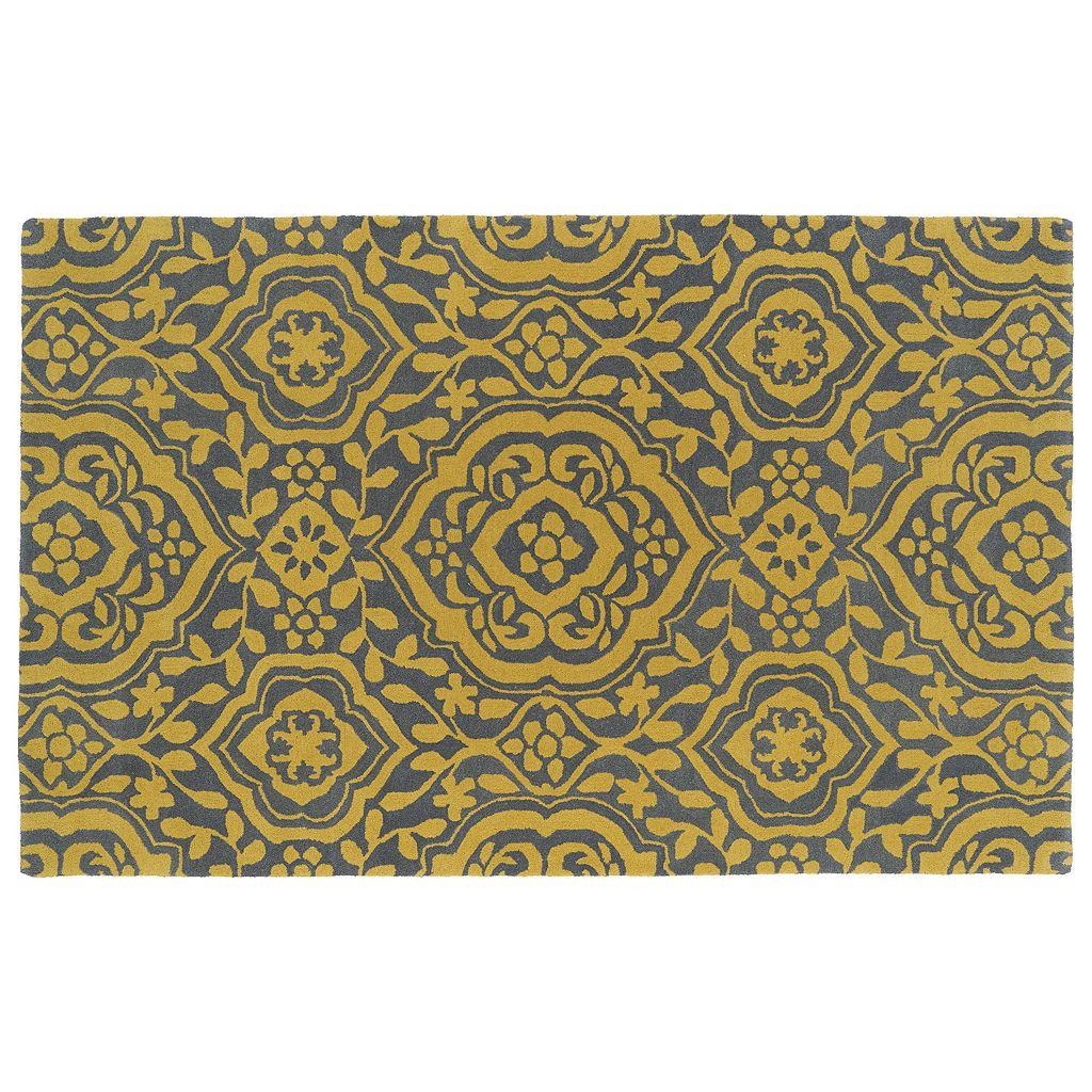 Kaleen Evolution Floral Wool Rug
