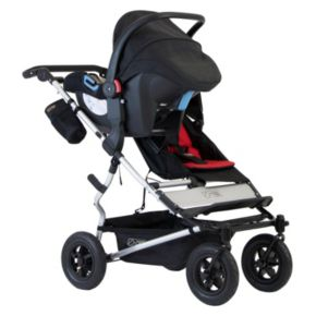 Phil & Teds / Mountain Buggy / Maxi Cosi / Cybex Car Seat Adapter by Mountain Buggy