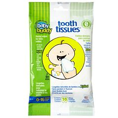 Baby Buddy 30 pc Bubblegum Flavored Tooth Tissues