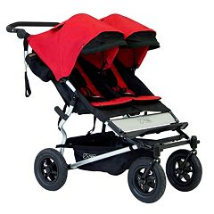 Mountain Buggy Duet Double Stroller by