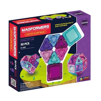 Magformers 30-pc. Inspire Set
