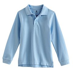 Boys 4-7 Chaps Pique School Uniform Polo