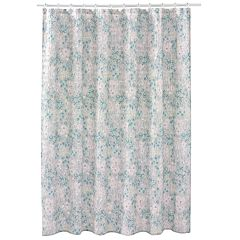 LC Lauren Conrad Meadow Fabric Shower Curtain Clearance