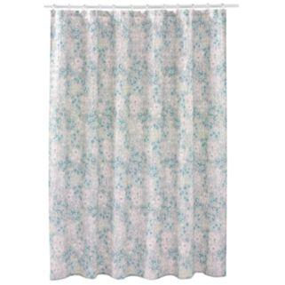 LC Lauren Conrad Meadow Fabric Shower Curtain
