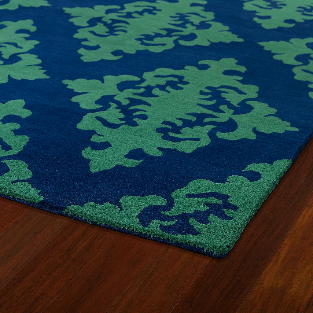 Kaleen Evolution Damask Wool Rug